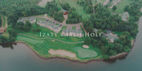 Izatys Golf Resort - Black Brook Golf Course Minnesota golf packages