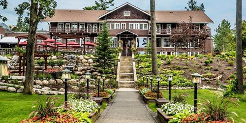 The Garden Course at Grand View Lodge