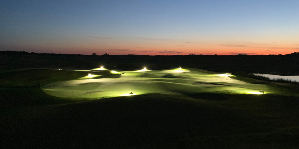 Erin Hills Debuts New Putting Course on August 1st