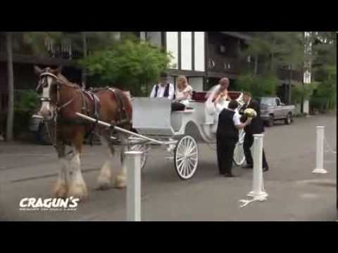 Cragun's Wedding Carriage